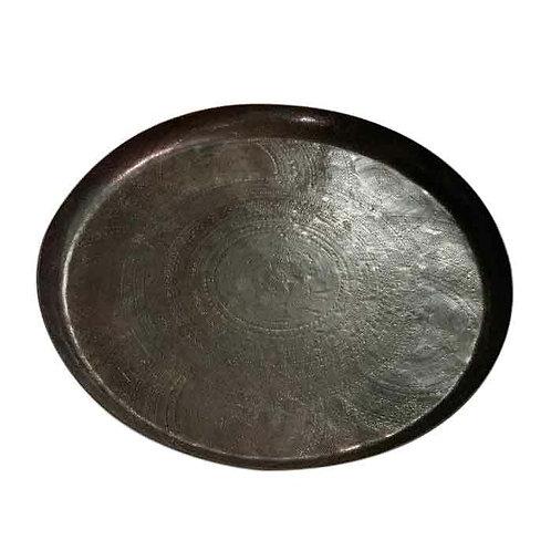 מגש מרוקן שחור