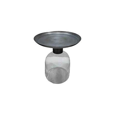 שולחן בסיס זכוכית קוזי
