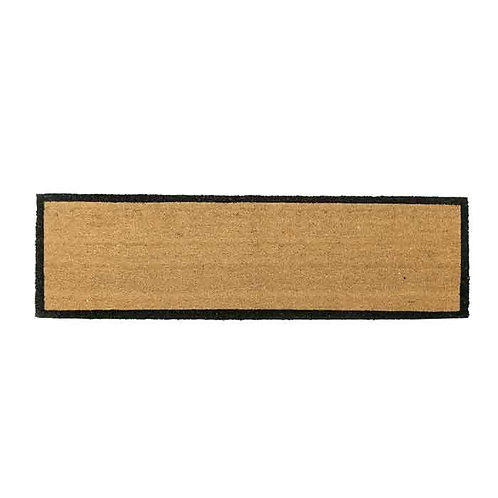 Classic black שטיח כניסה