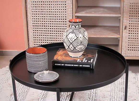 שולחן סלון פטרה