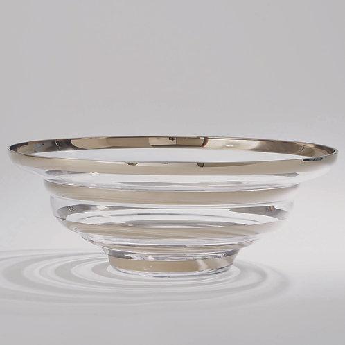 Saturn Bowl by Global Views