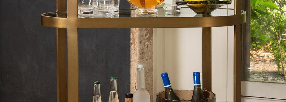 Regan Bar by Global Views