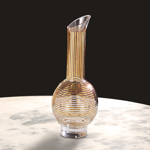 Stripe Wine Decanter by Global Views