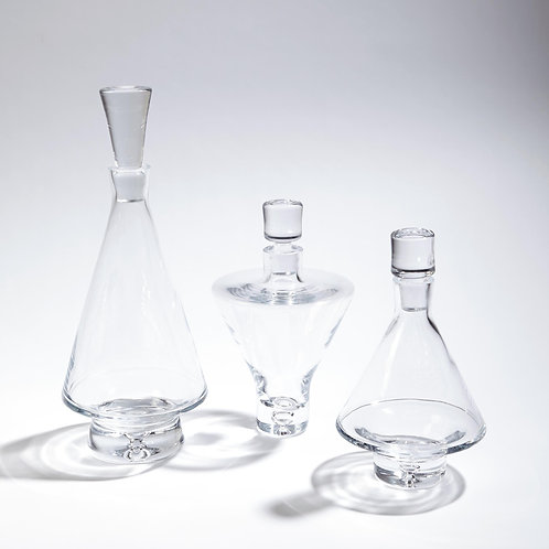 Fat Bottom Decanter by Global Views