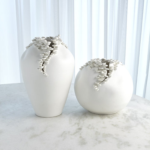 Cascading Reef Vase by Global Views