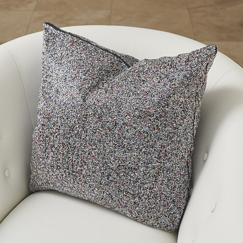 Multi Beaded Pillow by Global Views