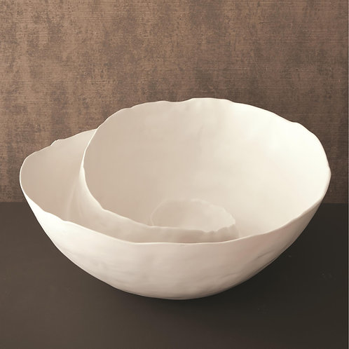 Spiral Bowl by Global Views