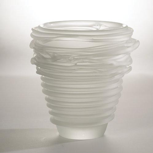 Tornado Vase by Global Views