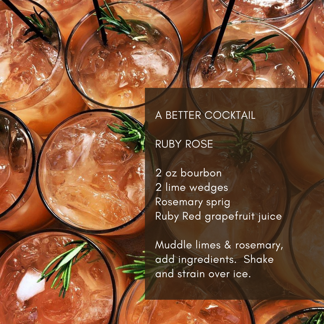 Ruby Rose Cocktail
