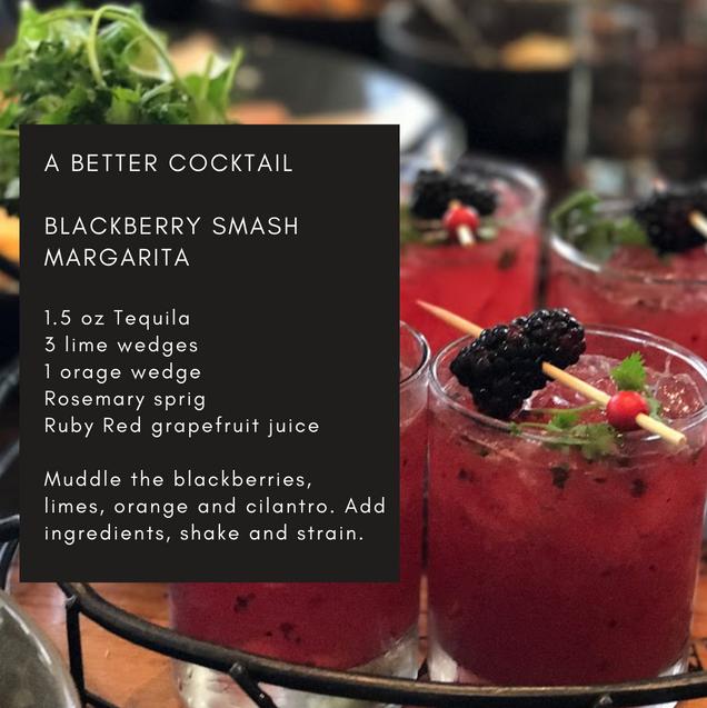 Blackberry Smash