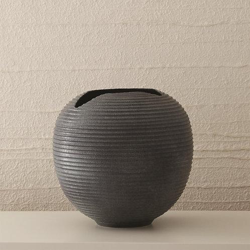 Horizontal Trowel Vase by Global Views