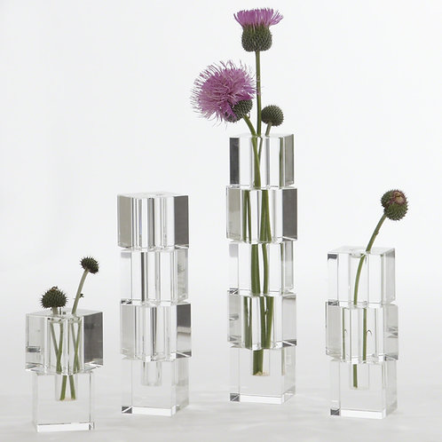 Escalier Bud Vase by Global Views