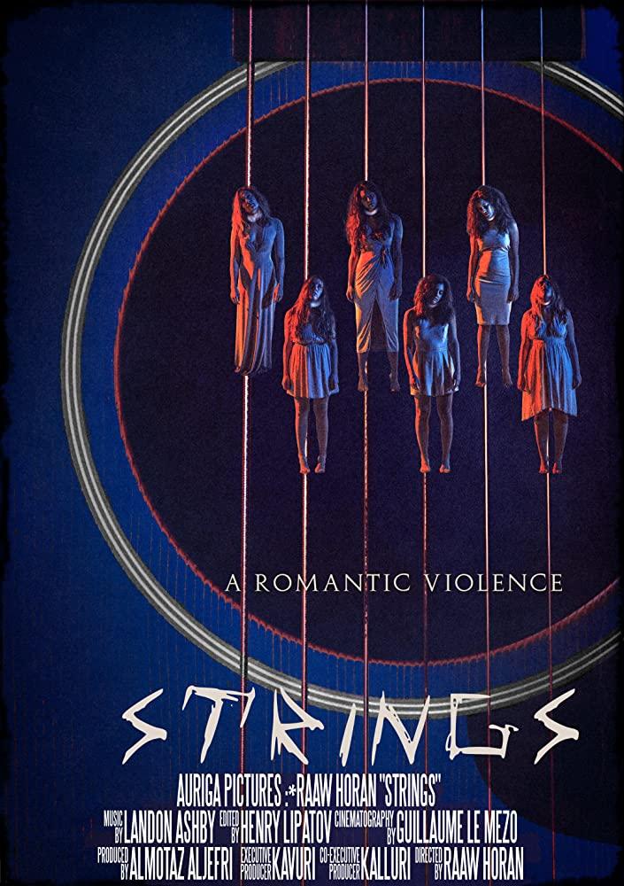 Strings Movie Poster Design