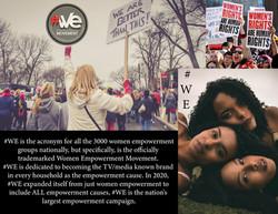 Re-Branding #We Women Empower Movement