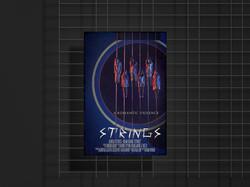 Movie poster Digital Design