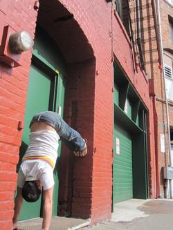 Dylan Noebels A-1 Yoga Seattle