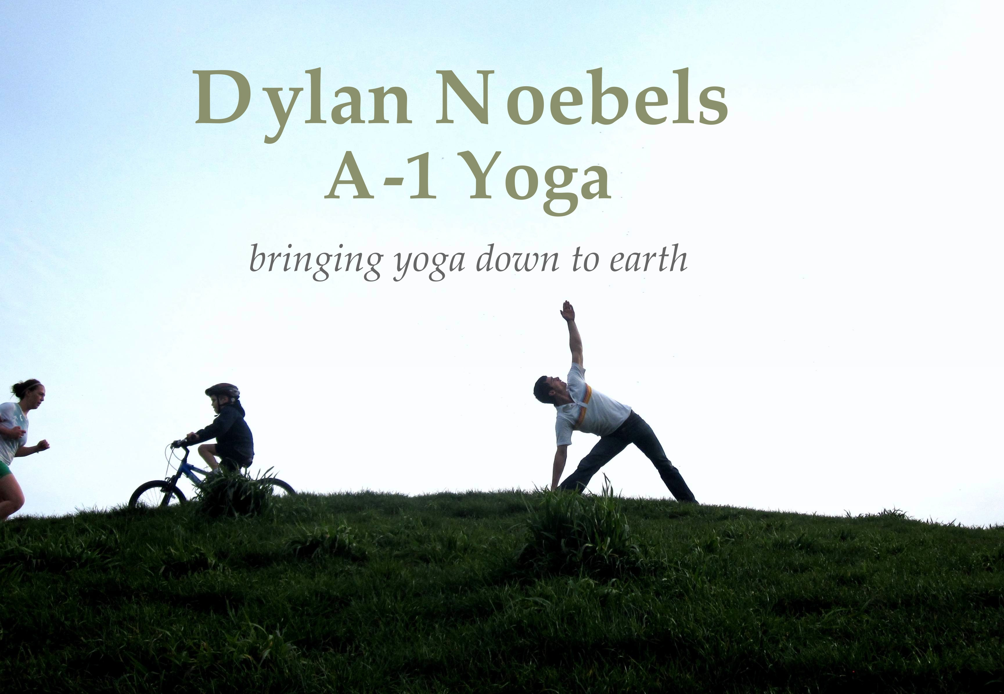 Dylan Noebels A-1 Yoga Seattle