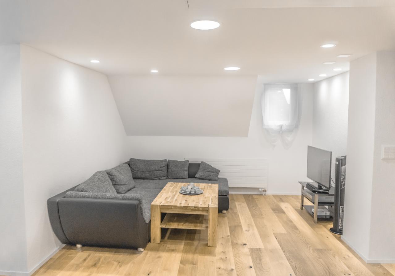 Wohnzimmer Beleuchtung