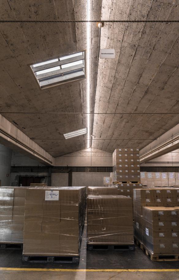 Garagen Beleuchtung