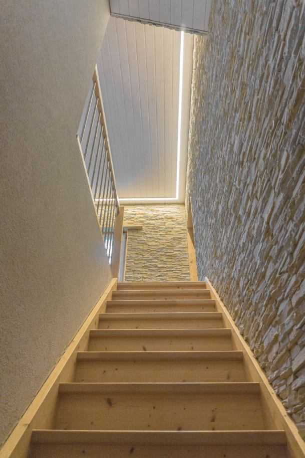 Treppe Beleuchtung