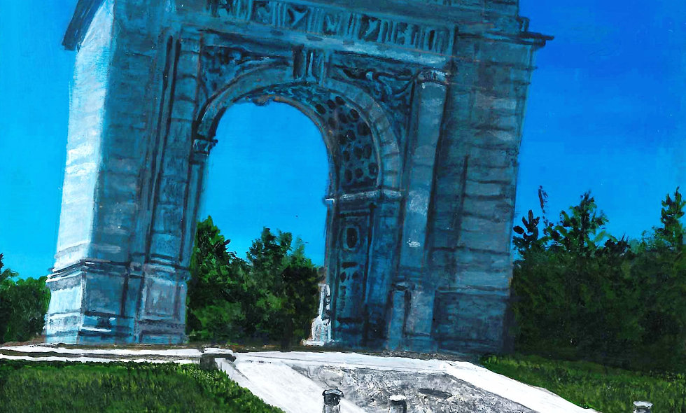 Valley ForgeNational Memorial Arch