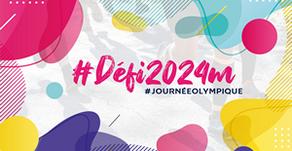 23 Juin : C'est la Journée Olympique !