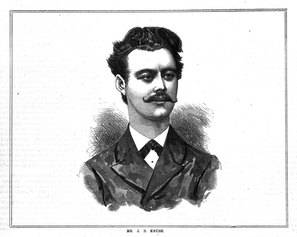 Johan Secundus Kruse Pic
