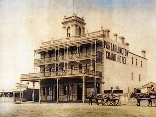 When the Grand Hotel was really Grand