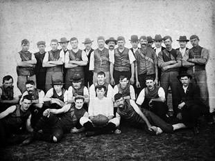 The Curlewis Football Club