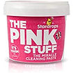 Pink Stuff cleaning product as art