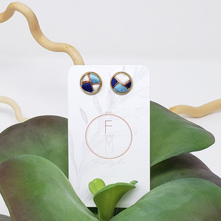 11 Fiber Studs by Fearfully Made - Ornat