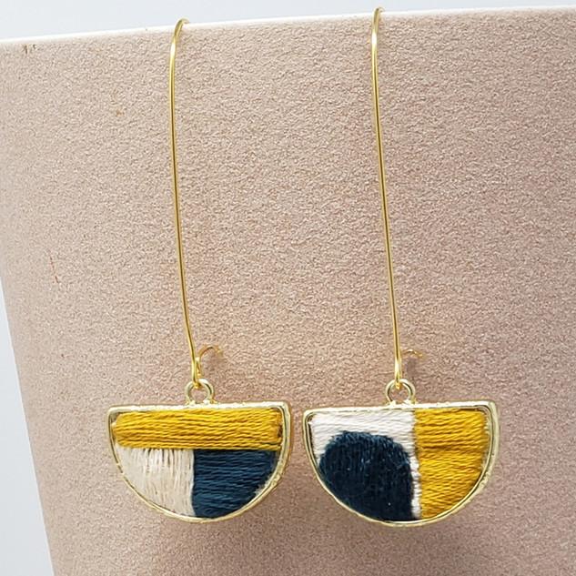 Fiber Earrings - Ornate & Modern1.jpg