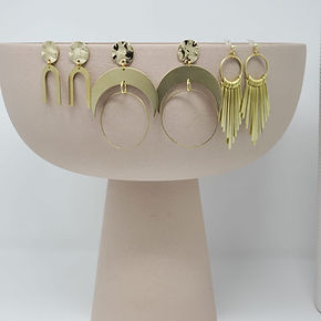 Artisan Brass Collection by Fearfully Made