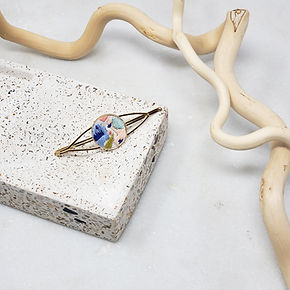 Fiber Hairpin by Fearfully Made - Abstra