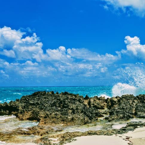 Forbes Hill Beach, Little Exuama, Bahamas