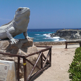 Isla Mujeres, Mexico. Beautiful Destination at Lands End.