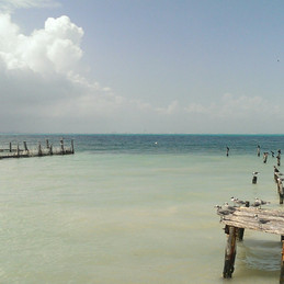 Isla Mujeres, Mexico. The Island of Women.
