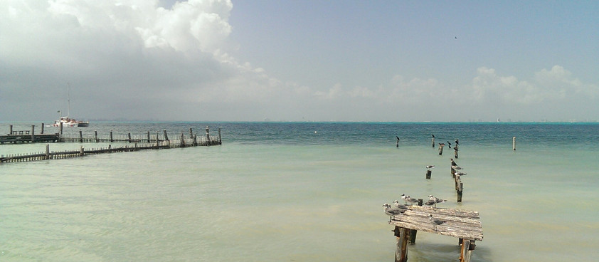Isla Mujeres, Mexico. The Island of Women.
