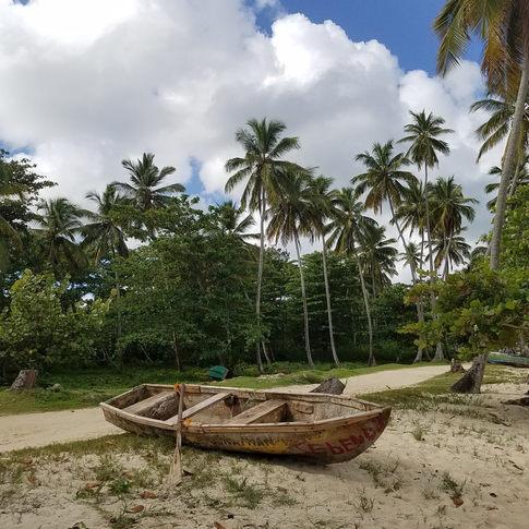 Playa Grande, Las Galeras, Dominican Republic
