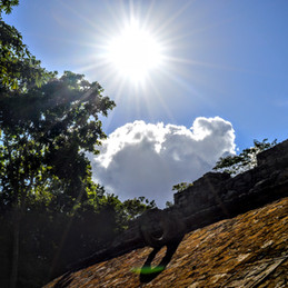 Coba, Mexico. The Coba Ruins, Live The History