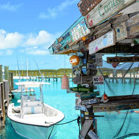 Compass Cay, Exuma, Bahamas