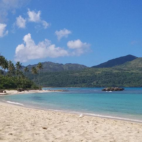 Playa Bonita, Las Galeras, Dominican Republic
