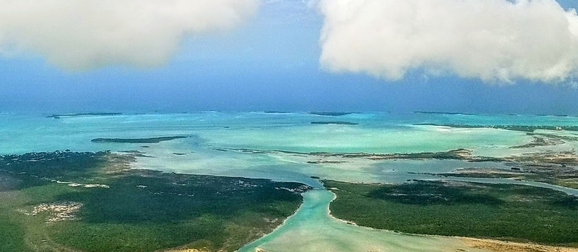 Jade and Emerald Dreams. Exuma, Bahamas