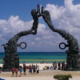 Playa Del Carmen, Mexico. The Epicenter of the Riviera Maya.