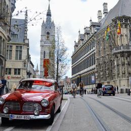 Ghent, Belgium. Beautiful Historic City.