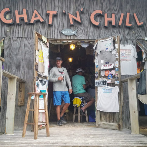The Chat N' Chill, Stocking Island