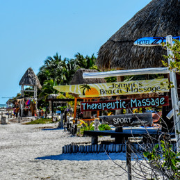 Holbox, Mexico. Getting Off the Peninsula.