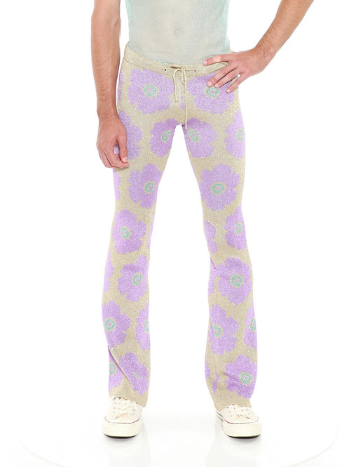 """""""CANDY"""" FLOWER PANTS"""