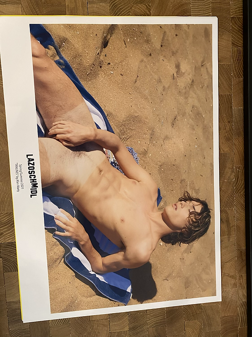"""""""TANLINES"""" Poster 1"""