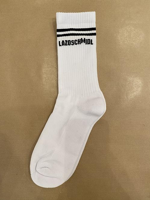 """""""LAZOSCHMIDL"""" Logo Socks"""